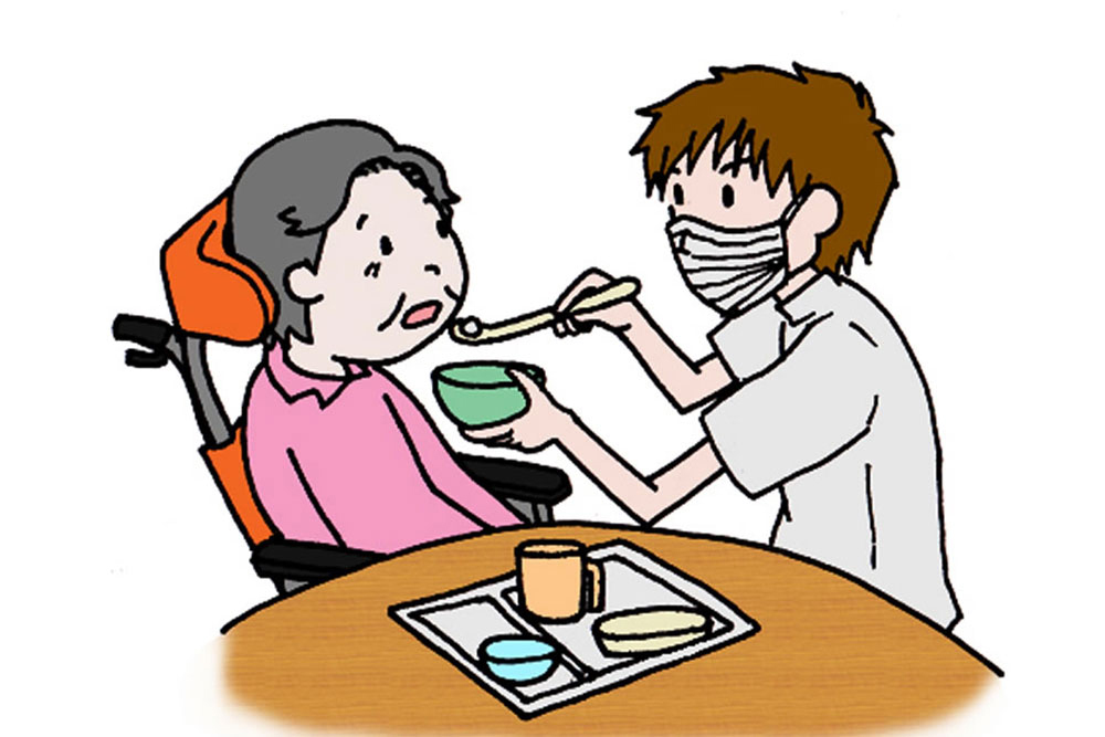 摂食嚥下障害のチェック・リハビリなど