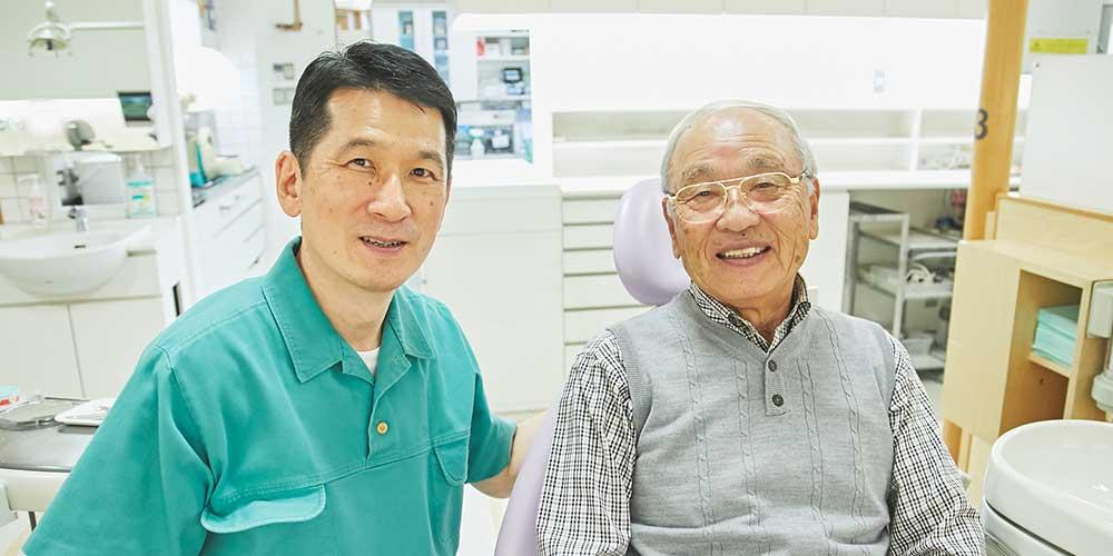 歯周病治療をご検討の方